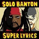 Solo Banton - Super Lyrics / dub / Full Of Lyrics / dub (Reality Shock) 12""